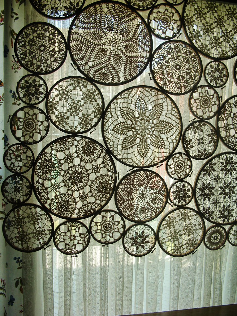 Dishfunctional Designs Vintage Lace Amp Doilies Upcycled