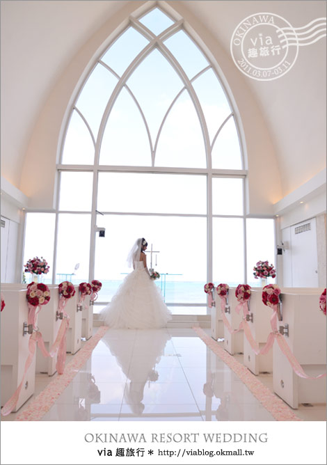 【沖繩教堂】沖繩美麗教堂之旅~Aquagrace、Aqualuce、Coralvita教堂4