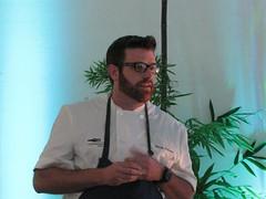 Chef Alberto Cabrera