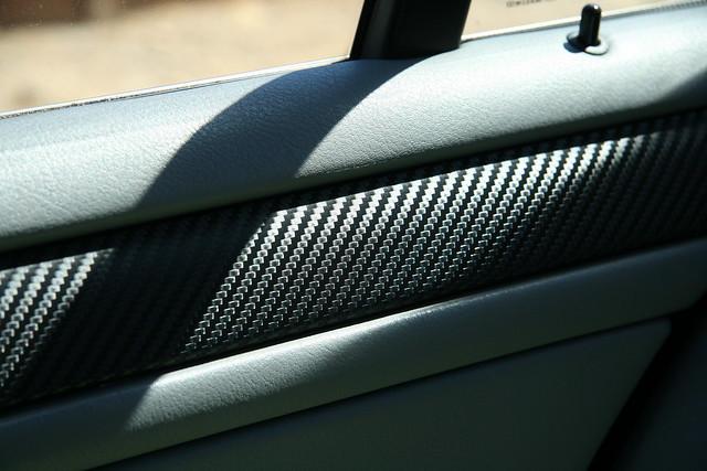 vinyl wrap bmw carbon fiber cf 3m 323i dinoc