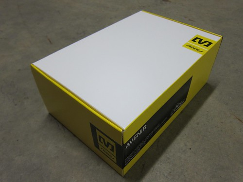 Mavic Avenir Road Bike Shoes Package