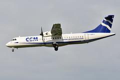 ATR 72-500 CCM AL (CCM) F-GRPJ - MSN 724 - Now in Air Corsica fleet (Luccio.errera) Tags: al air corsica msn fleet now tls 724 ccm atr 72500 fgrpj