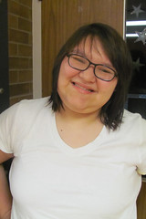 April 2011 Student of the Month - Gaby from Early Childhood Education