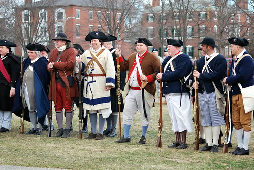 Colonial Re-enactment Unit