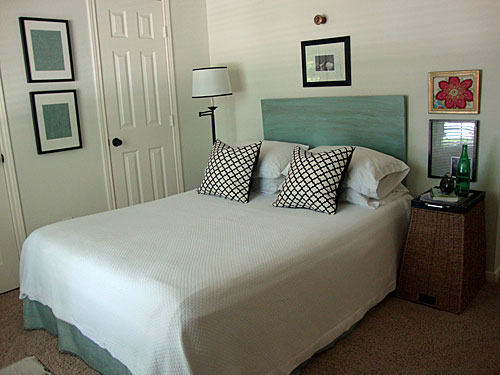 Guest Room Progess