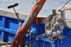 la pêche (cathyk06) Tags: sea mer fish boat bateaux avril italie sanremo 2011 chalutier filetdepêche pëche