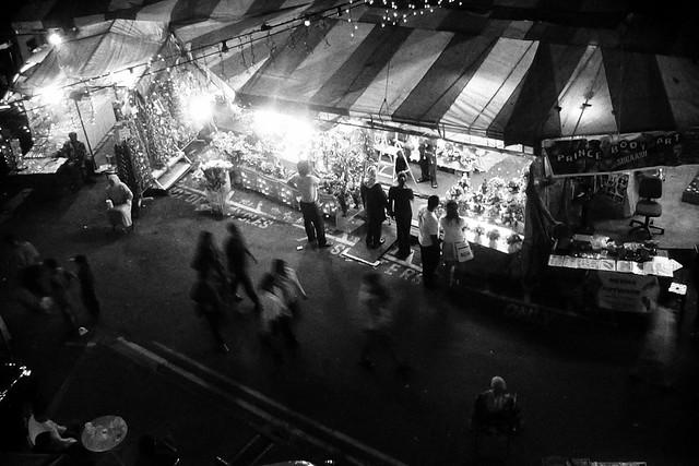 hari raya night market