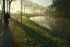 Morning (Harry Mijland) Tags: holland utrecht nederland fietsen ochtend maarssen oudzuilen dearharry harrymijland