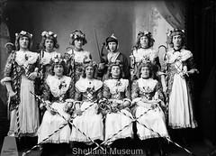 dresden shepherdesses 1908 (morag ramsay) Tags: shetland ramsay uphellyaa