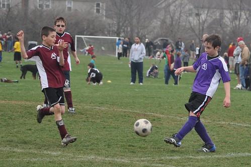 Benton kicks