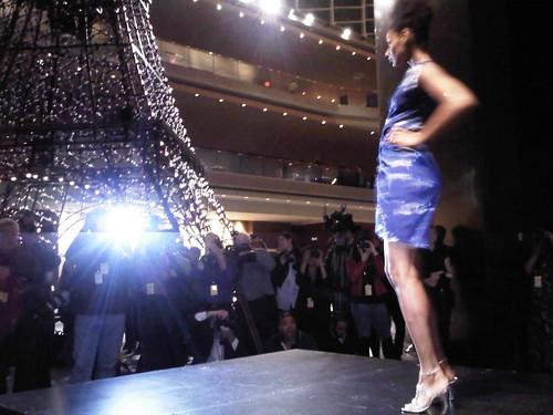SA VA look at PIFA Fashion Show