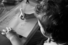 100_365 (Pau y) Tags: boy 100 ernest nio dibujar todraw project365 proyecto365 unafotoaldia