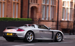 Finally. (Alex Penfold) Tags: camera london cars alex sports car canon silver photography 1 photo cool shot image awesome picture fast super harrods knightsbridge exotic photograph porsche hyper gt panning 18200 supercar numberplate exotica carrera supercars penfold cgt 2011 18200mm asy 60d hpyer