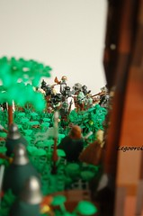 Burning Forest - Lotr (Legoorci) Tags: plant tree rock landscape fight lego earth group attack burn weapon reiter mission warrior lordoftherings raid rider tolkien rohan orc middleearth orks elves elfen mordor ork orcs elben angreifen rohirrim brownlands legoorcs legoforest legoorci legoelves lotrlego lordoftheringslego braunelande forourlotrgroupmissionmissionone burningforestmyorcsaretryingtogetintotheforest killeverymovingtargetandthenburnitsomerohirrimandelvestrytostopthem whowillsuccedforourlotrgroupmissionmissiononeburningforestmyorcsaretryingtogetintotheforestkilleverymovingtargetandthenburnitsomerohirrimandelvestrytostopthemwhowillsucced