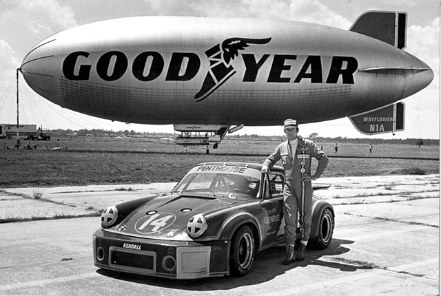 Winning Porsche at Sebring 1976 and the end of an era.