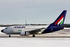 Malv Hungarian Airlines - HA-LOJ - Boeing 737-6Q8 (Oscar von Bonsdorff) Tags: ma hungary budapest finnair bud boeing bt mah 737 ferihegy b737 boeing737 736 airbaltic malev wwwmalevcom 737600 lhbp codeshare boeing737600 b736 b737600 haloj