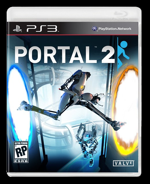 Valve Reveals Portal 2 for PlayStation 3: Steam Details