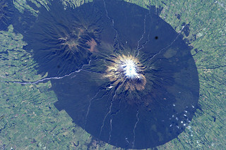 Mount Taranaki/Mount Egmont, New Zealand