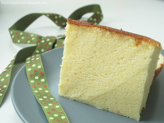 Japanese Cotton Cake Recipe