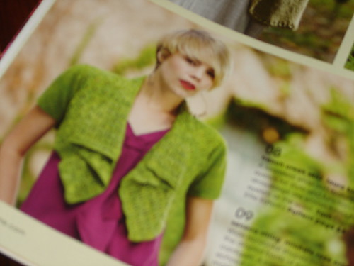 Knitscene Summer 2011 issue