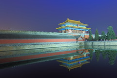 Forbidden City,Chinese Imperial Palace-Since 1406 (Mel Mijares) Tags: china city reflection history duck ancient mel forbidden empress greatwall imperialpalace touristattraction nationaltreasure peking qingdynasty tangdynasty cathie natgeo mingdynasty 1406 emperorpalace beijingtour chinesetourism beijingtours tyronetehee