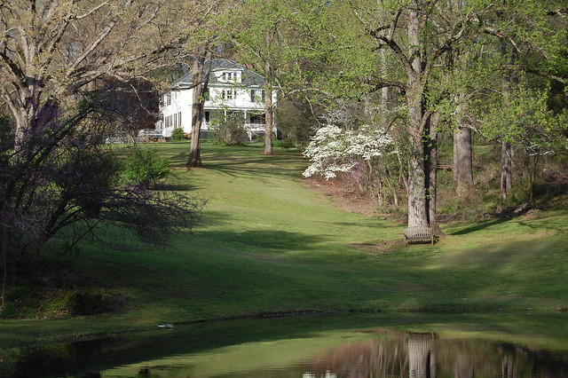 Country home, Buckingham County