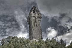 Every man dies. Not every man really lives. (Gl3mt) Tags: monument scotland stirling william national wallace