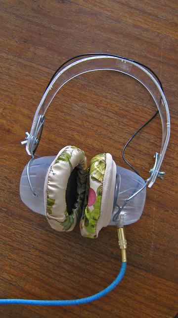 Audífonos un cable