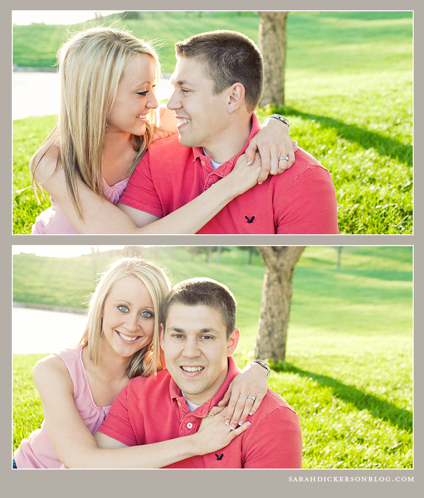 Briarcliff Kansas City engagement photography
