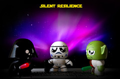 Return of the Resilience. (Silent Resilience) Tags: wallpaper apple movie toys star starwars nikon yoda figurines scifi stormtrooper pro wars darthvader farah hasbro returnofthejedi muggs georgelucas macbook silentresilience returnoftheresilience