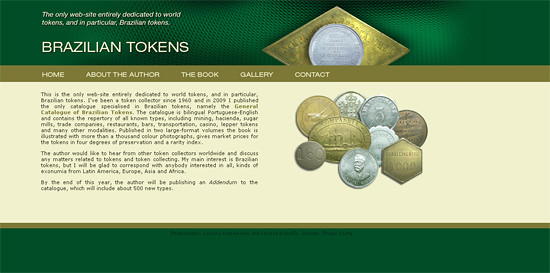 brazilian tokens site