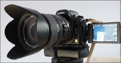 Panasonic GH2 Leica D Vario-Elmar 14-150mm