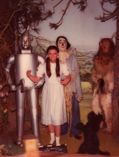 3D Wizard of Oz