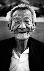 DSchmidt_0609124533 (Daniel K.B. Schmidt) Tags: china old travel portrait people bw white man black landscape photography asia chinese beijing documentary hong kong portraiture hutong dongcheng