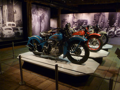 Customising, Culture & Harley Davidson