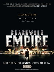 Boardwalk Empire - Terence Winter - 2009