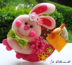Feliz Pscoa | Happy Easter (Sil Artesanato) Tags: