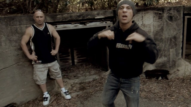 The Holy Sinner - 'Born To Rap' music video