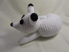 Arctic Fox Amigurumi : The Worlds Best Photos of home and polyfill - Flickr Hive ...
