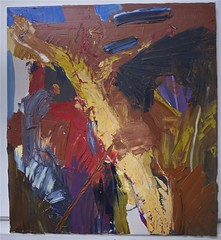 Good Friday (vukr) Tags: colour art canvas crop oil 14mm gf1 alkyd