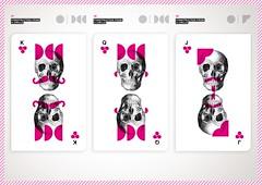 CUORI_BEHANCE3 (mcastiglionidesign) Tags: design graphic playingcards grafica gioco cartedagioco barebonescards mattiacastiglioni