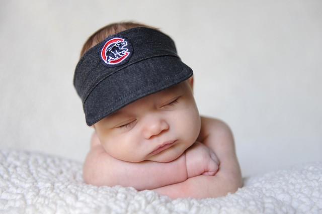 The littlest cubs fan