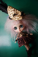 A-Dong's Custom Blythe doll No.52 *Graceful Wildness*