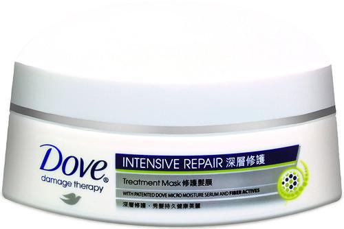 _深層修護髮膜