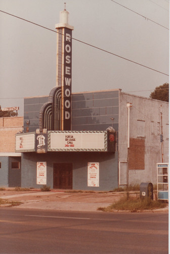 the rosewood theatre
