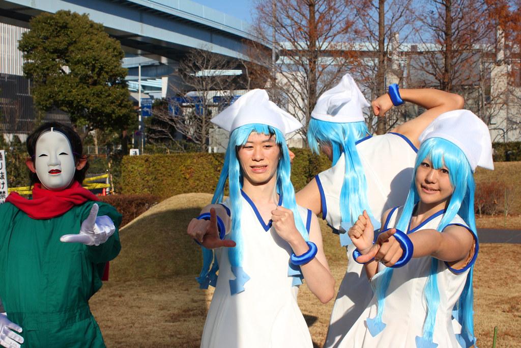"79th Comiket ""Fuyukomi""2010 (20)"
