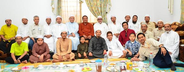 Takzirah petang Bersama Tuan Guru Haji Abdul Hadi Hj Awang