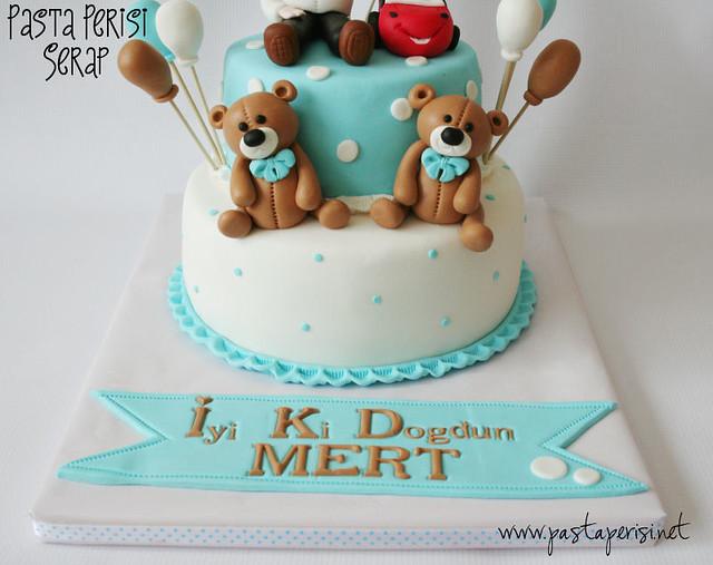 Mert' in Ayılı pastası