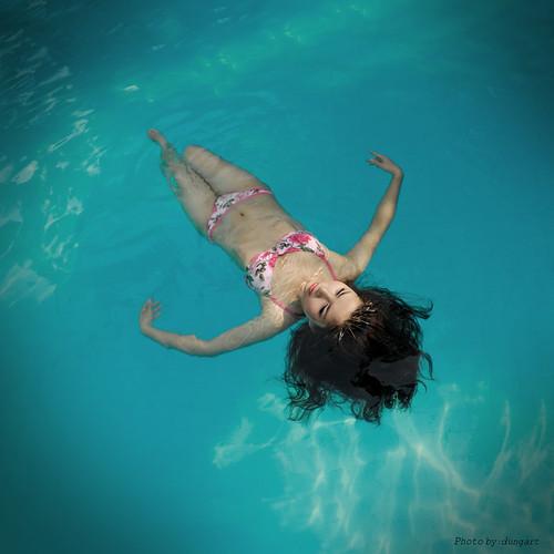 Tập bơi