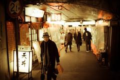 57 (JonathanPuntervold) Tags: street old hat japan canon tokyo jonathan mark daily photoblog ii 5d 東京 40mm voigtländer shinbashi 新橋 f20 ultron フォクトレンダー puntervold jonathanpuntervold